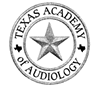 Logo, Texas Academy of Audiology