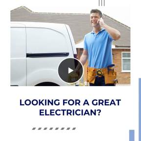 Electrician Services Ad