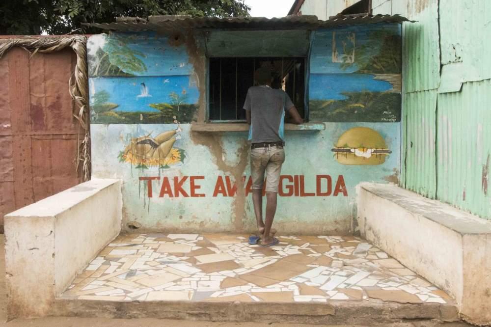 Take Away Gilda