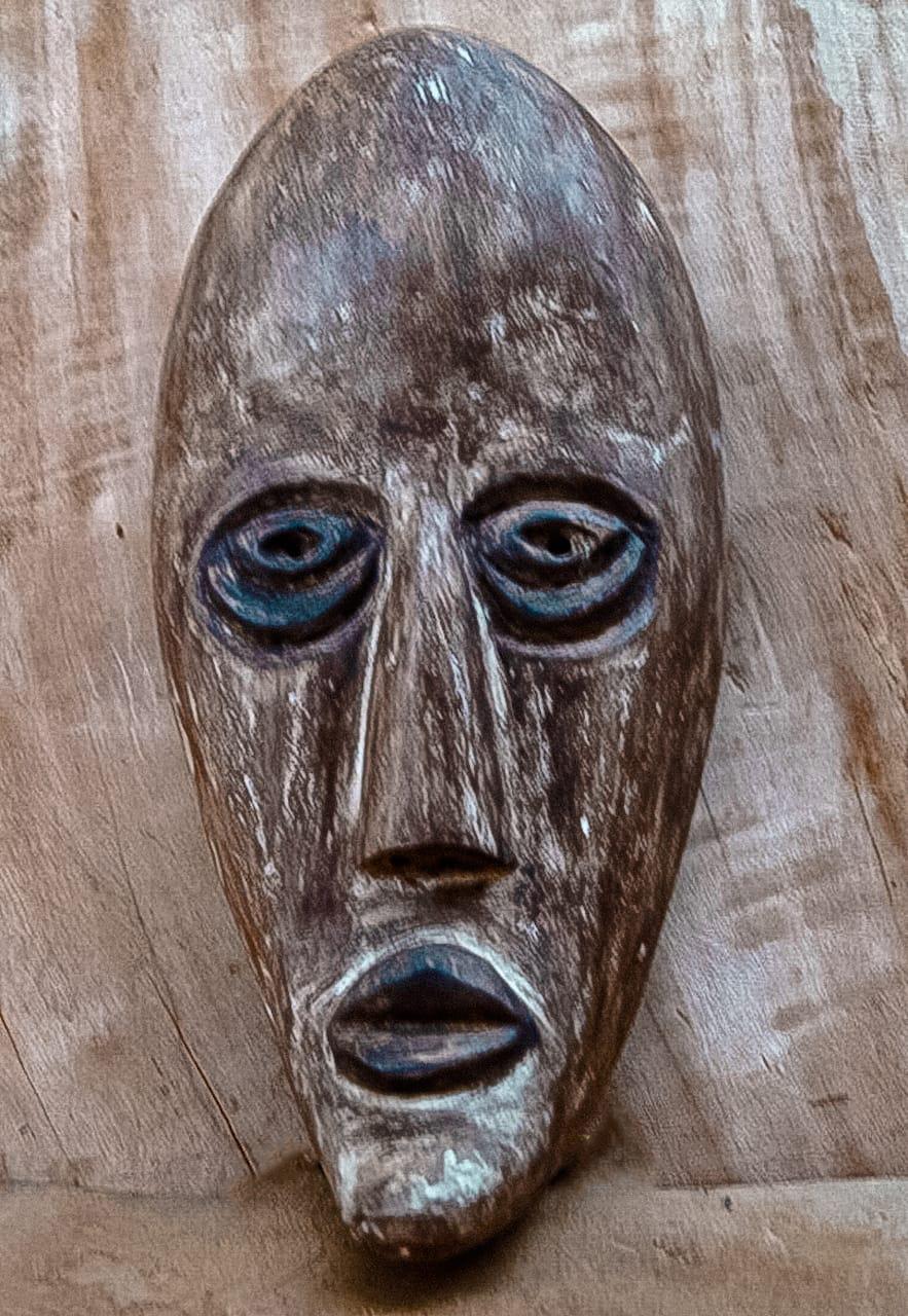 Escultura de Rosto IV