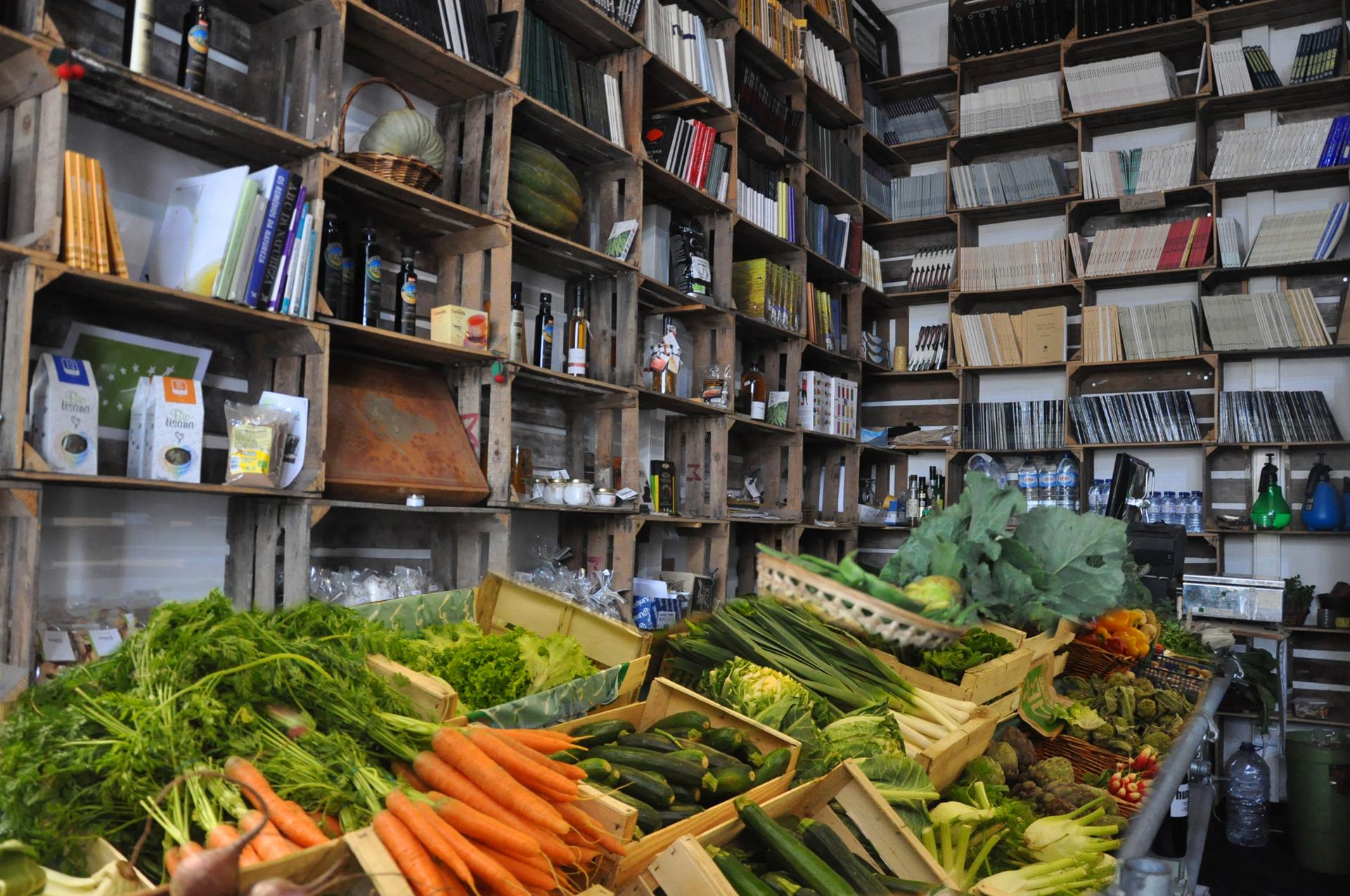 פורטוגל - חנות ספרים - יואל שתרוג - אדמה יוצרת - yoel sitruk