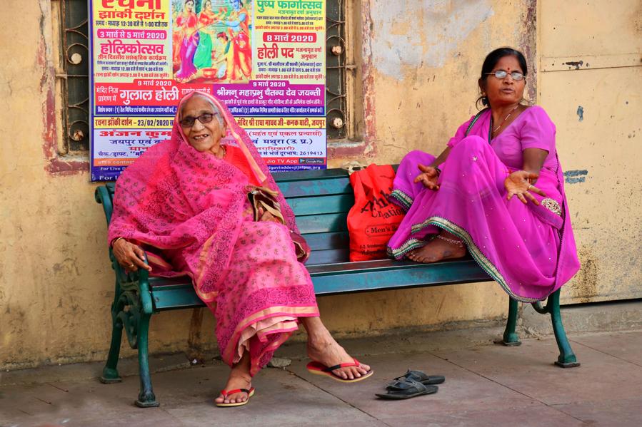 יוני קופרמן - החיים בוורוד - הודו – ג'איפור - העיר הוורודה - יואל שתרוג - אדמה יוצרת