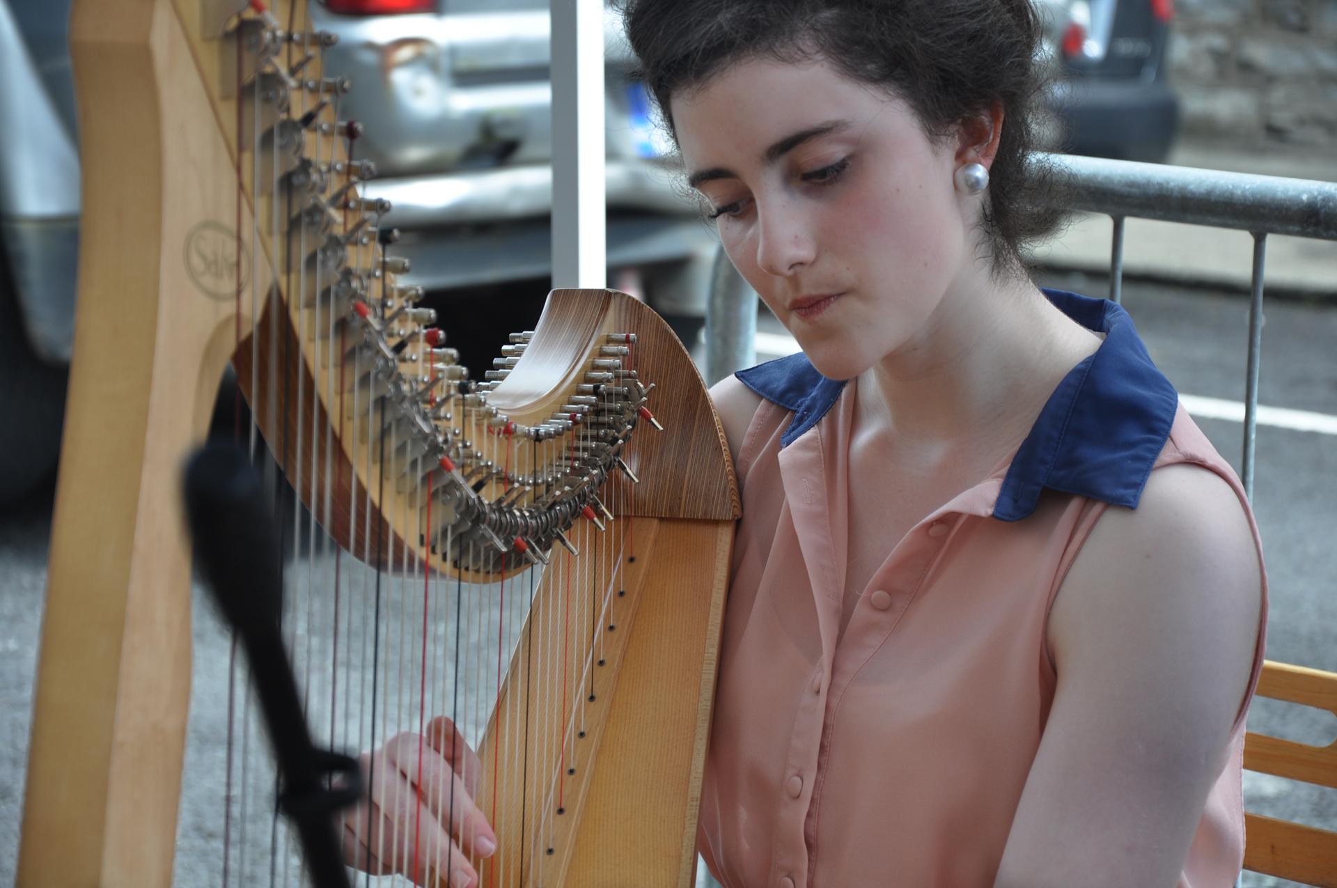 נבל - אירלנד - מוזיקה - יואל שתרוג - אדמה יוצרת - yoel sitruk