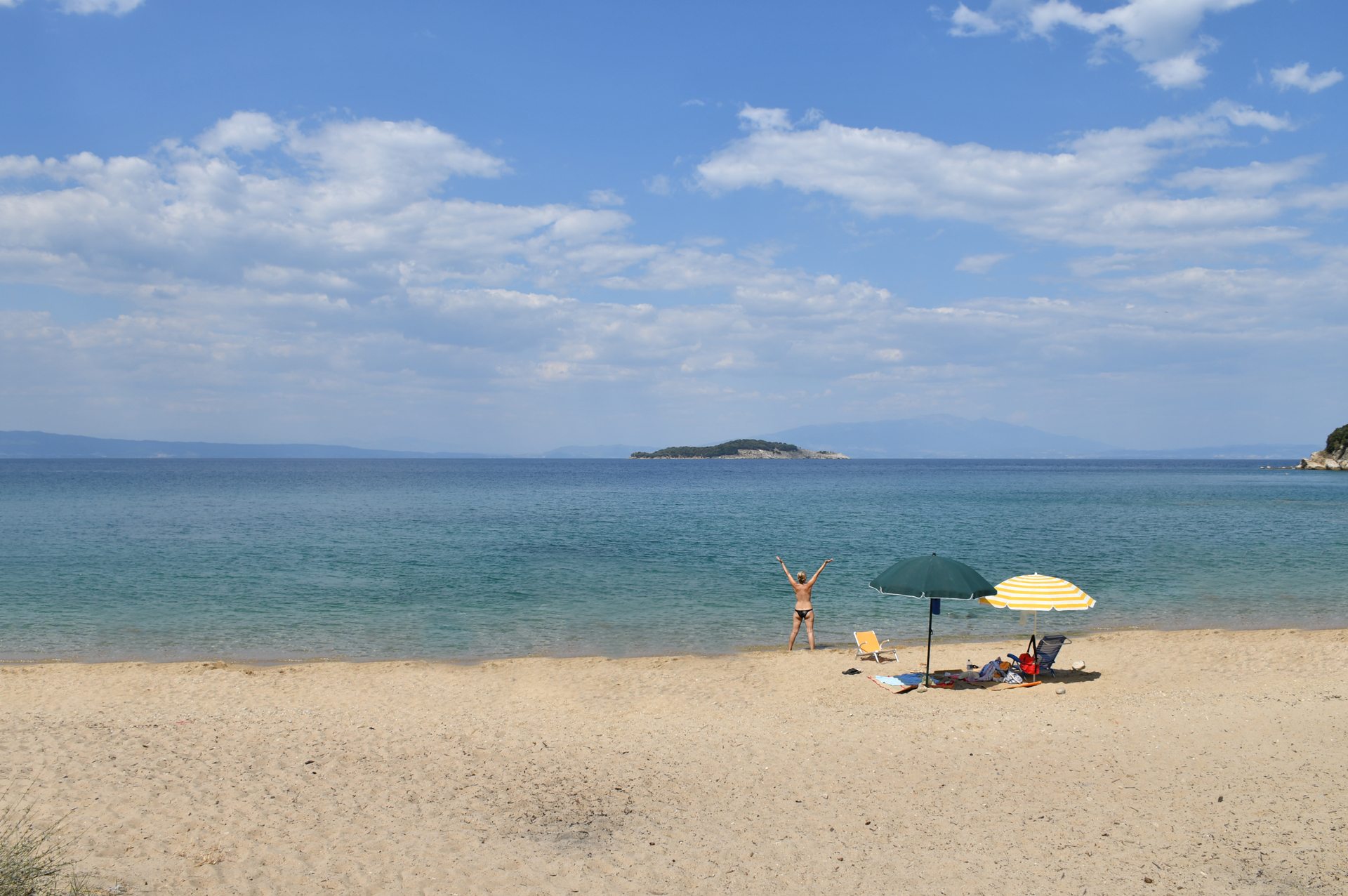 חופים הם לפעמים - זורבה - יואל שתרוג - אדמה יוצרת - yoel sitruk