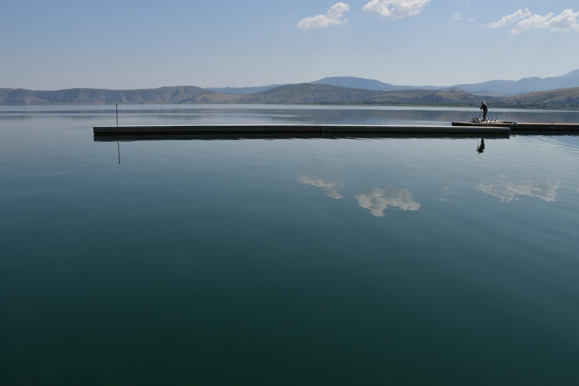 חלום יווני - זורבה - יואל שתרוג - אדמה יוצרת - yoel sitruk - כחול יוון