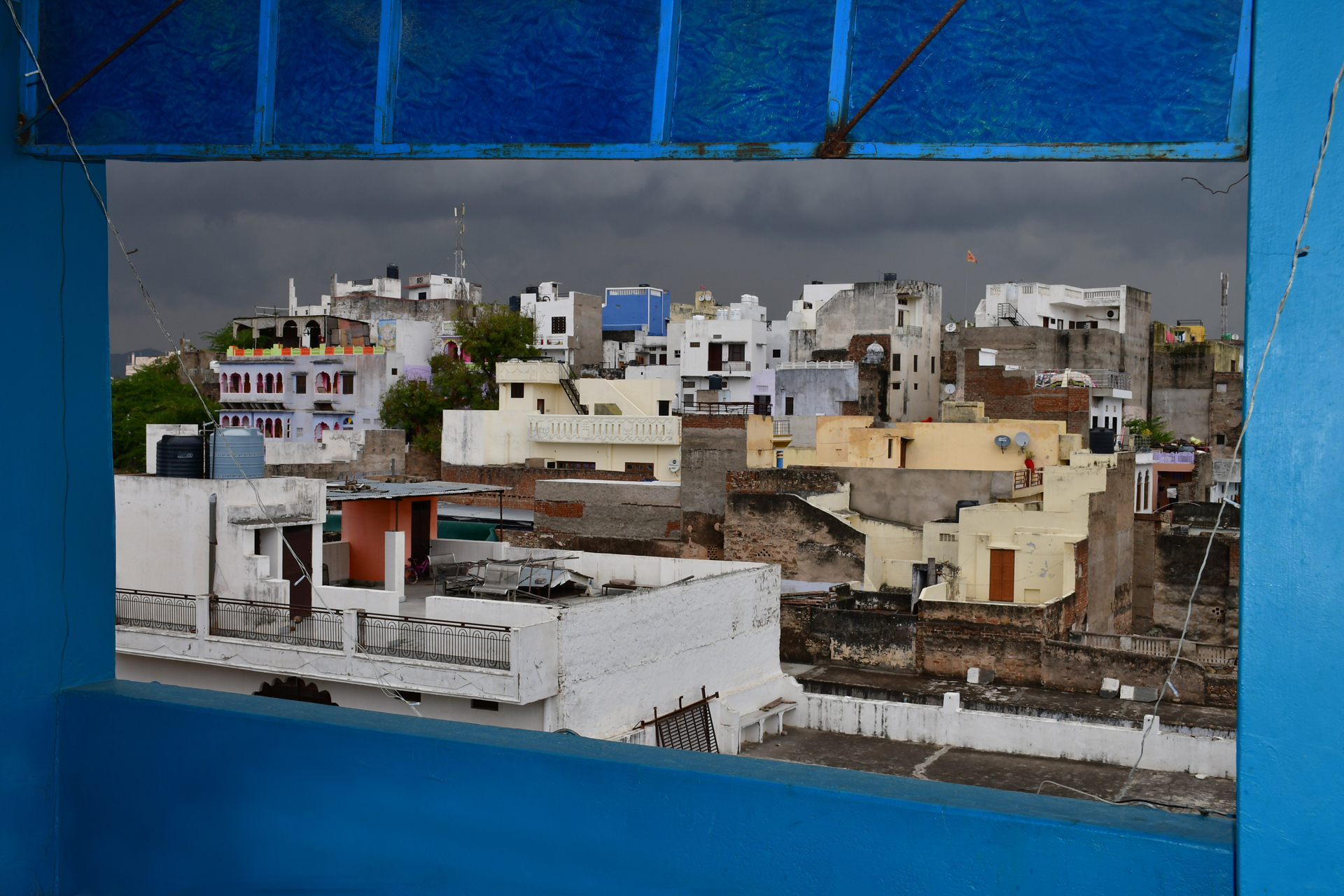חלום כחול - הודו - פושקר - יואל שתרוג - אדמה יוצרת - yoel sitruk