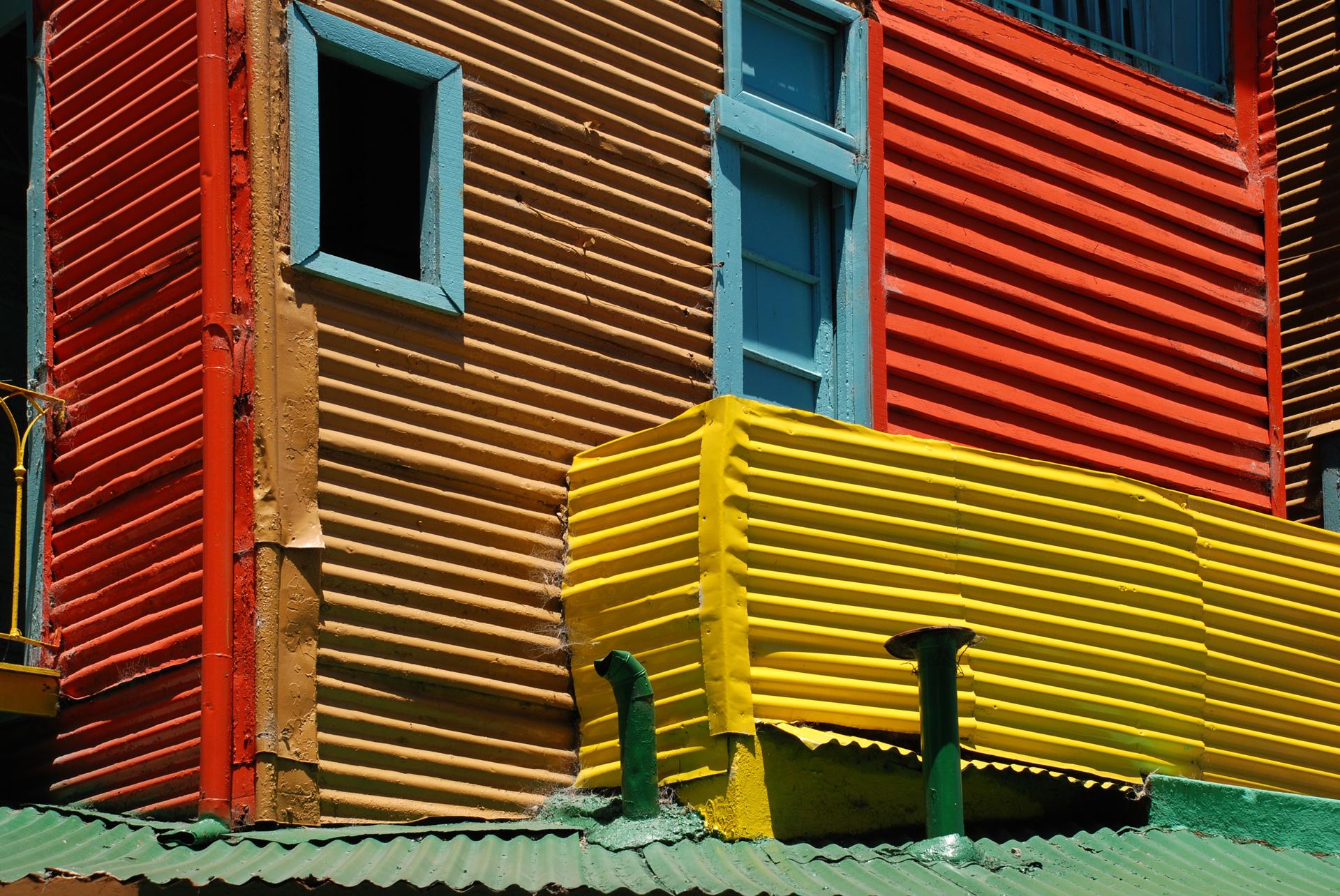 בואנוס איירס - לה בוקה - יואל שתרוג - אדמה יוצרת - yoel sitruk