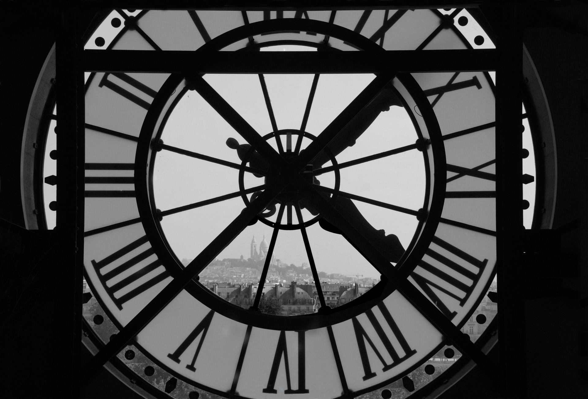 מחוגי הזמן - Musee d'Orsay paris- מוזיאון ד'אורסה פריז - יואל שתרוג - אדמה יוצרת - yoel sitruk