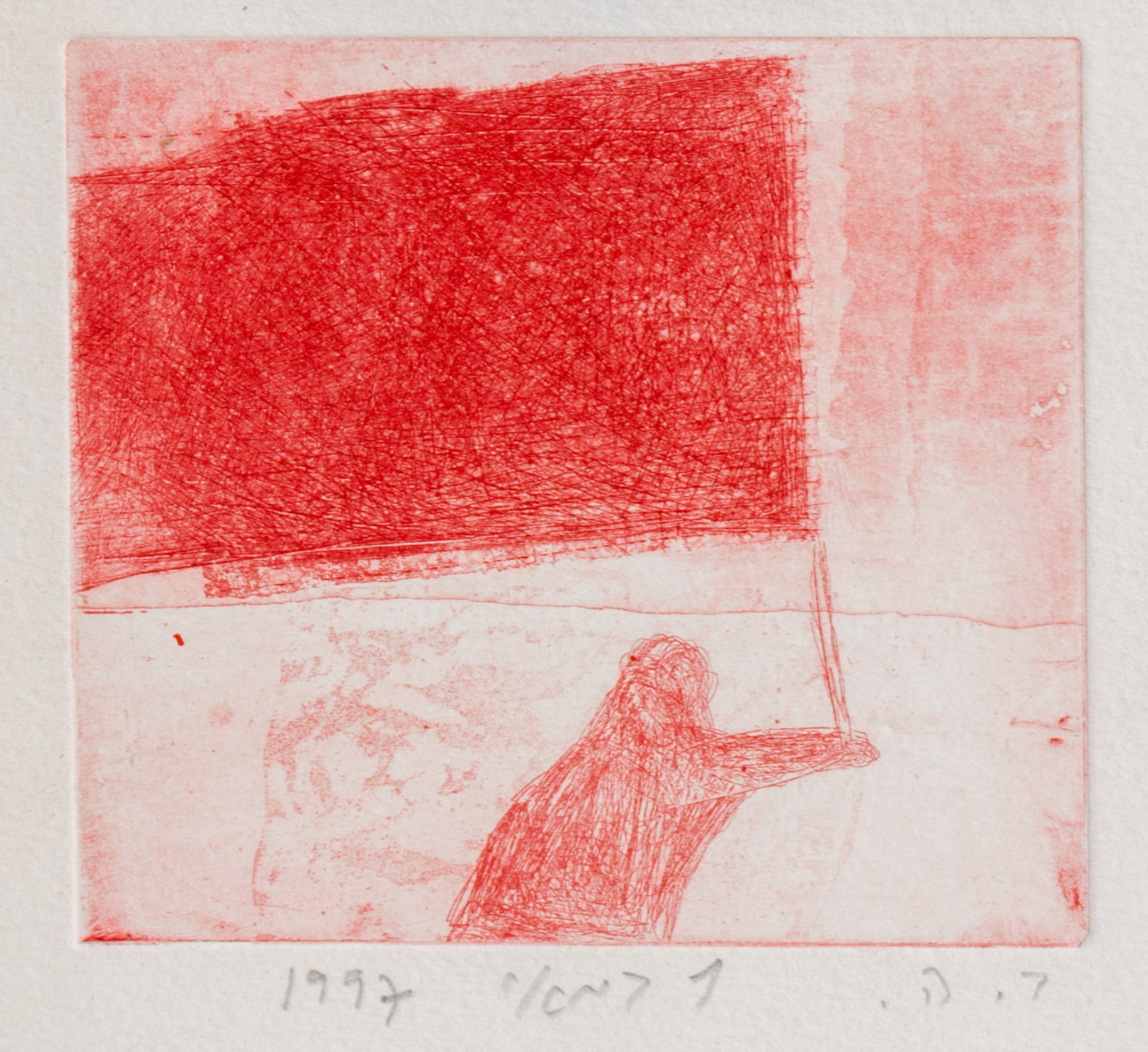 דב הלר, האיש שאהב דגל אדום, האחד במאי