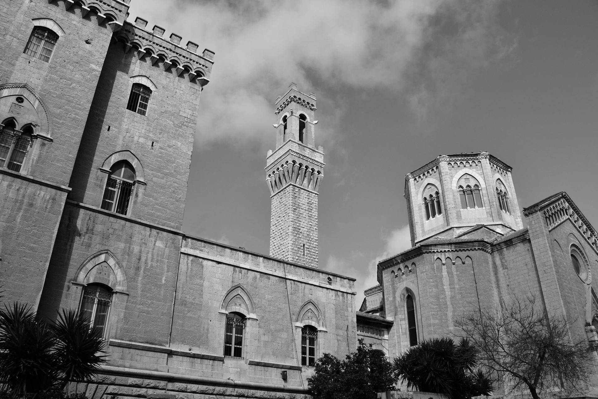 בית החולים האיטלקי ירושלים - יואל שתרוג - אדמה יוצרת - עיר עוטפת אור - yoel sitruk