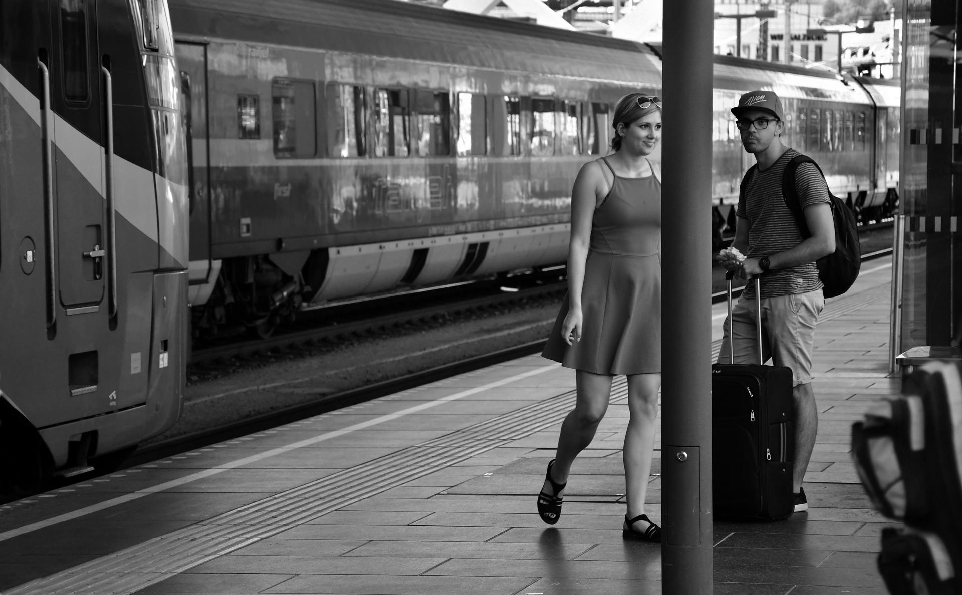 תחנת רכבת - Train Station - יואל שתרוג - אדמה יוצרת - yoel sitruk