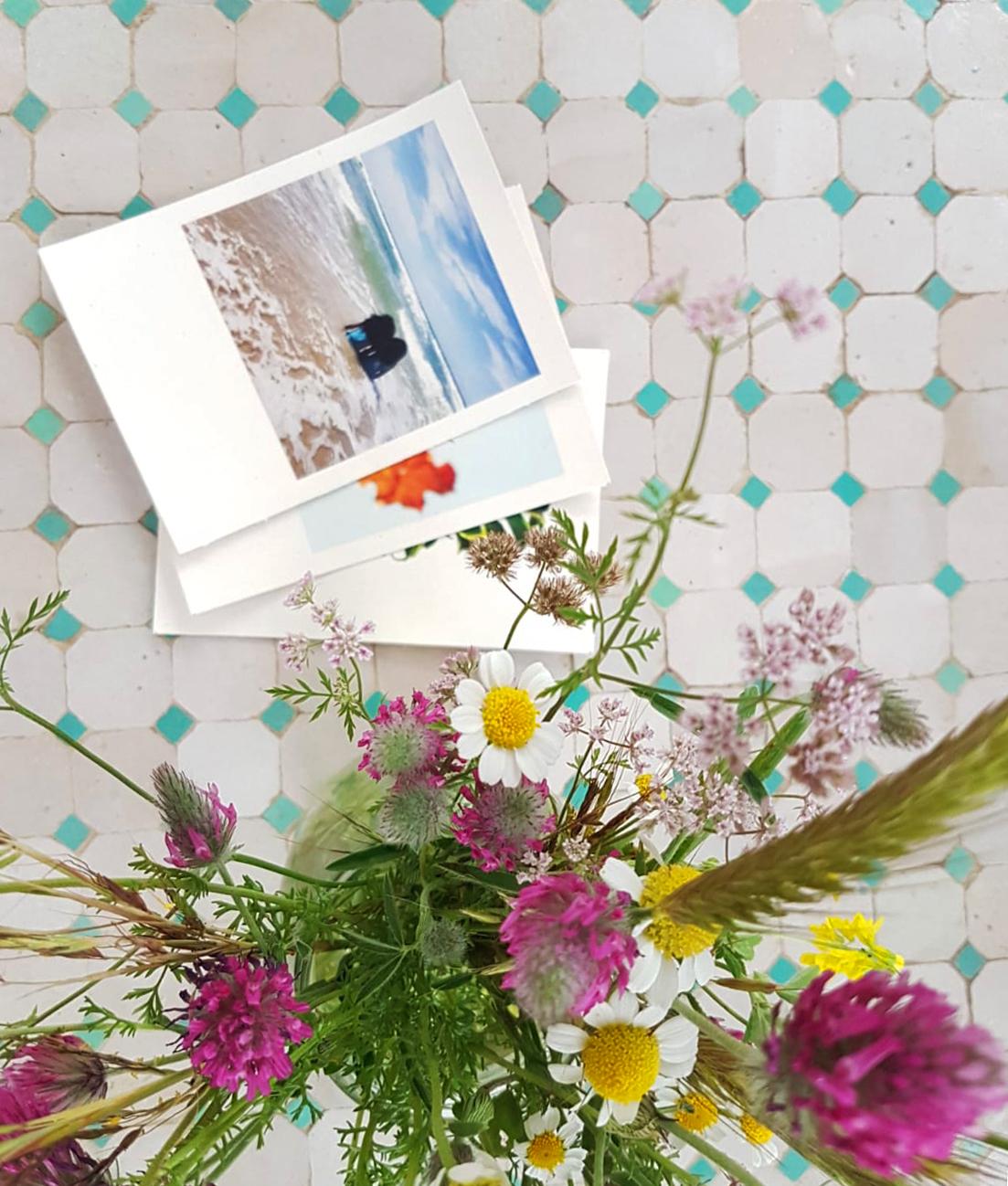 כרטיסי ברכה, תמונה גלויה, מתנה מקורית