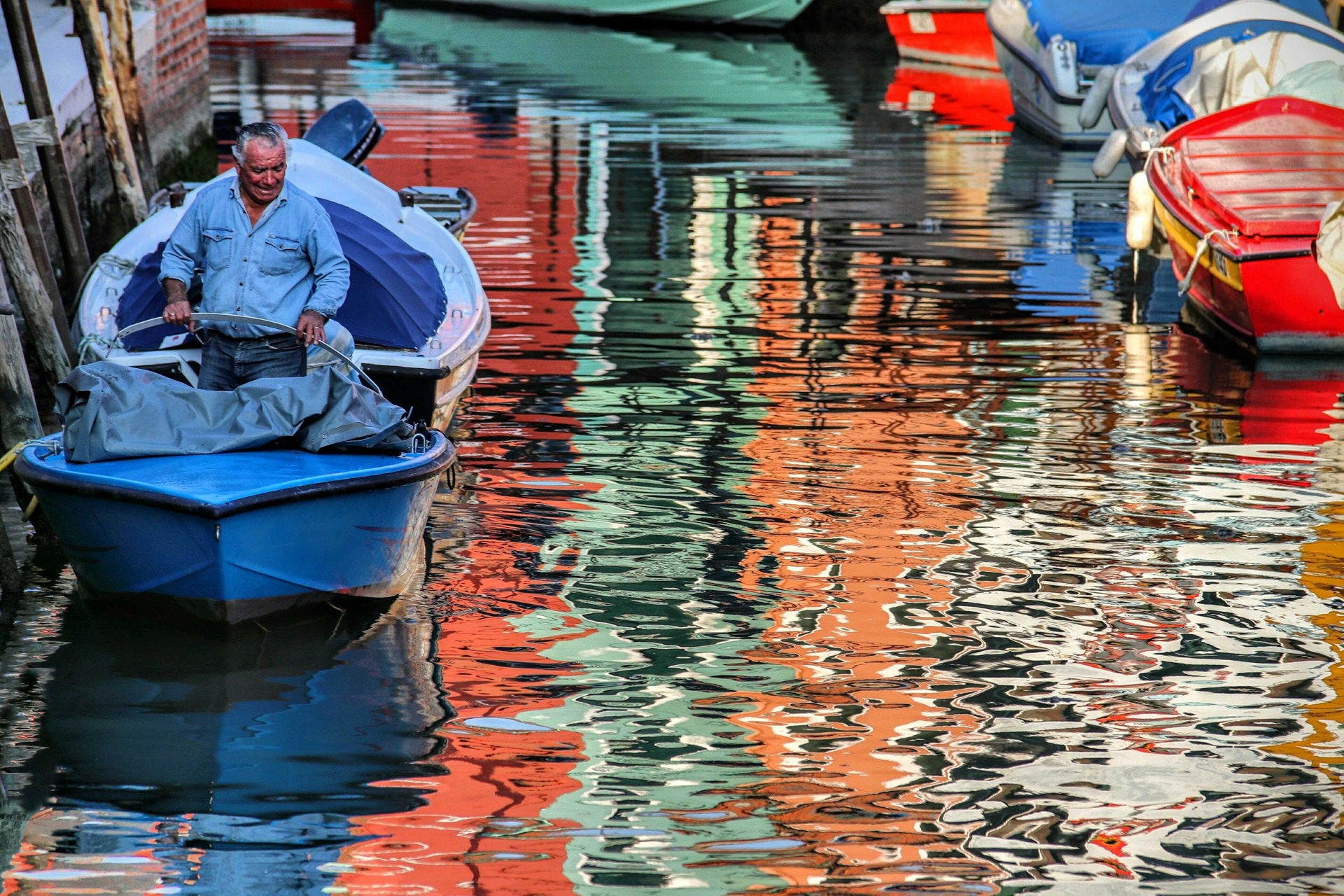 בוראנו - איטליה - בית בובות - יואל שתרוג - אדמה יוצרת - yoel situk