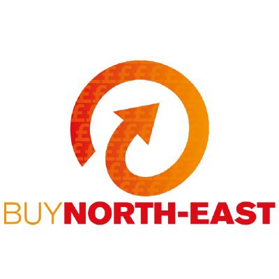 Buy North East logo
