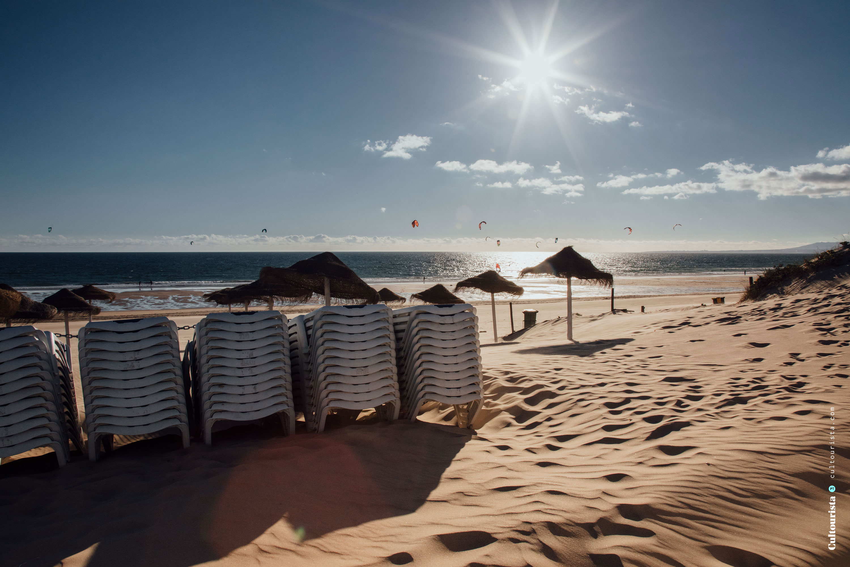 Beaches at the Costa da Caparica