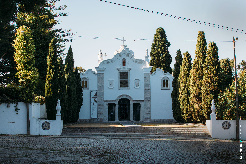 Convento dos Capuchos Costa da Caparica