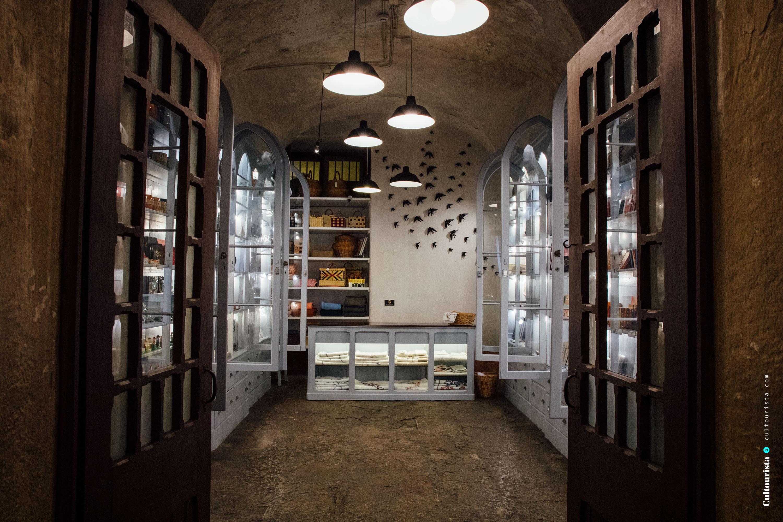 Inside A Vida Portuguesa Store