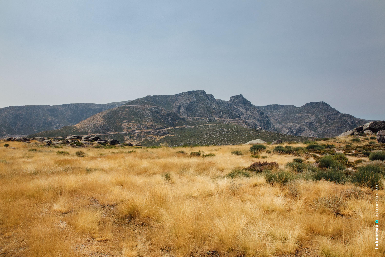 Mountain range Serra da Estrela N339