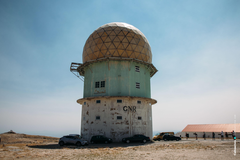Observatory in Torre Serra da Estrela
