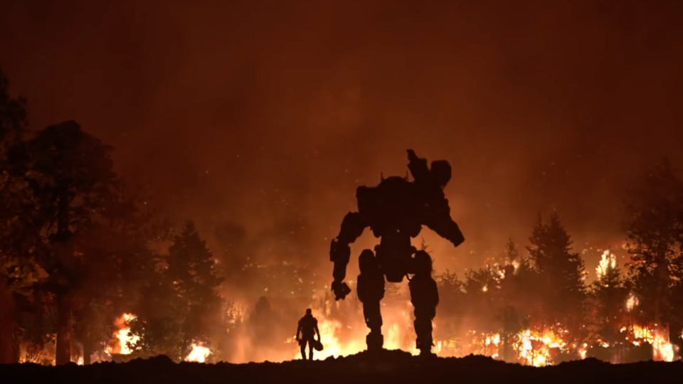 Titanfall Trailer - Commercial