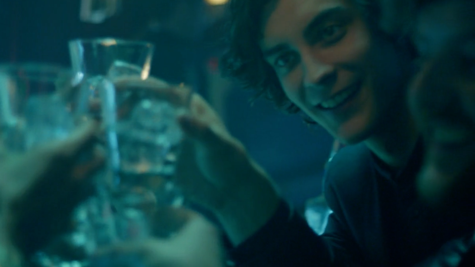 New Amsterdam Vodka - Commercial