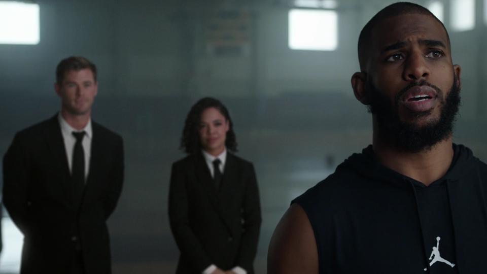 Men in Black X NBA - Commercial