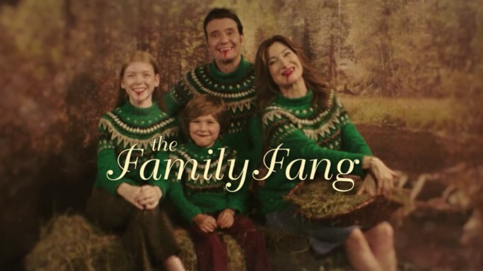The Family Fang - Movie
