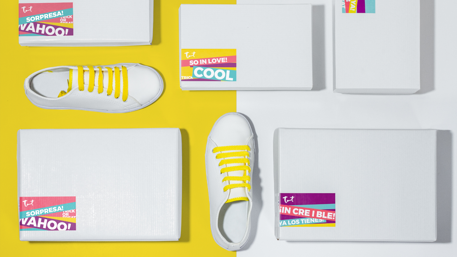 Creating a brand focused on children, without leaving the adult consumer aside. They needed a brand that balanced an outgoing personality with a clean and minimalist style.