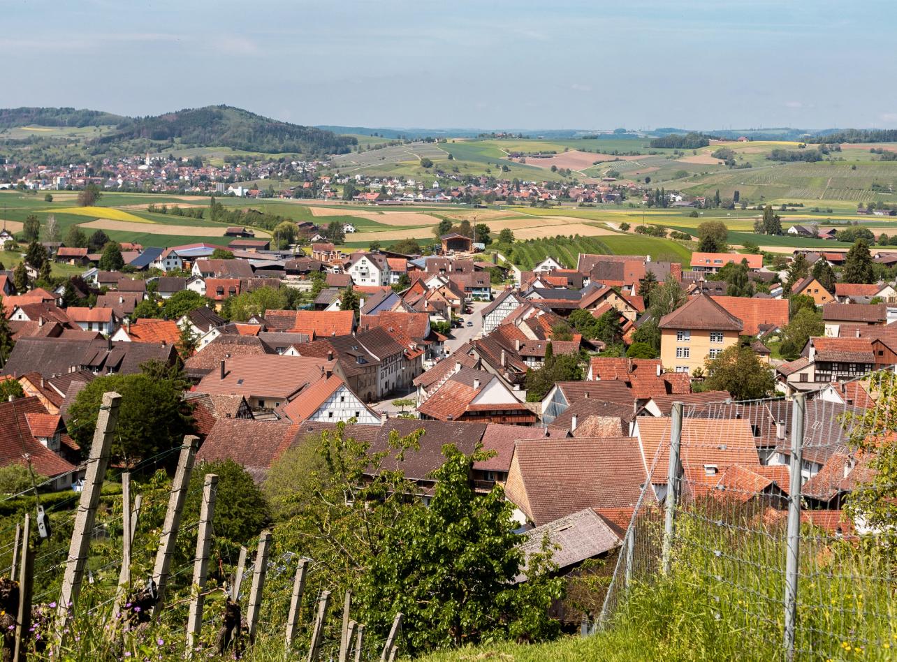 Ein Dorf in Deutschland