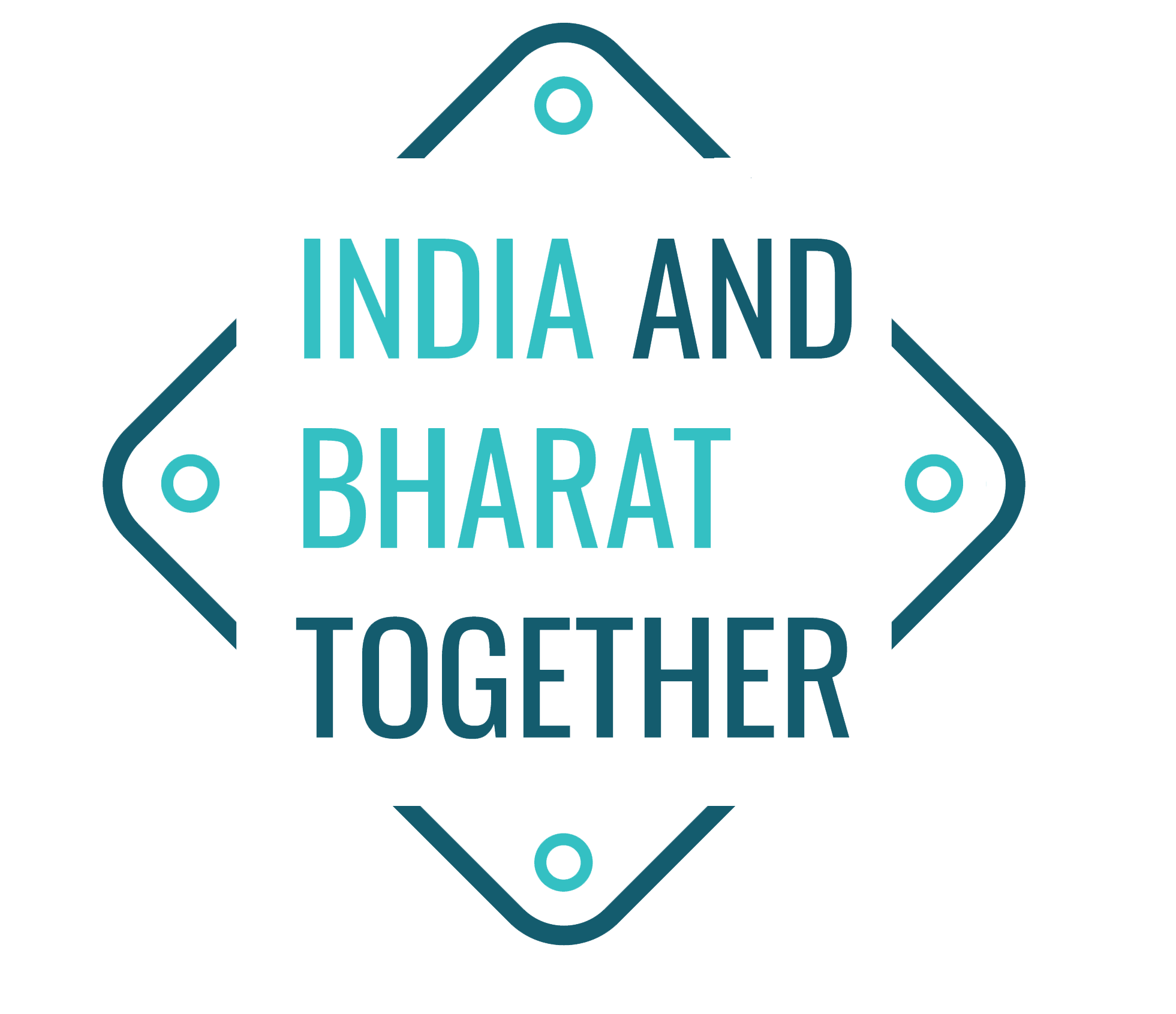 INDIA AND BHARAT TOGETHER