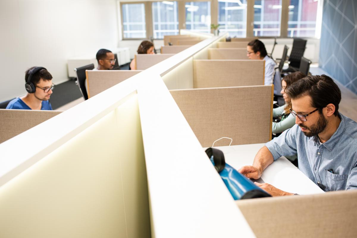 coworking microcity