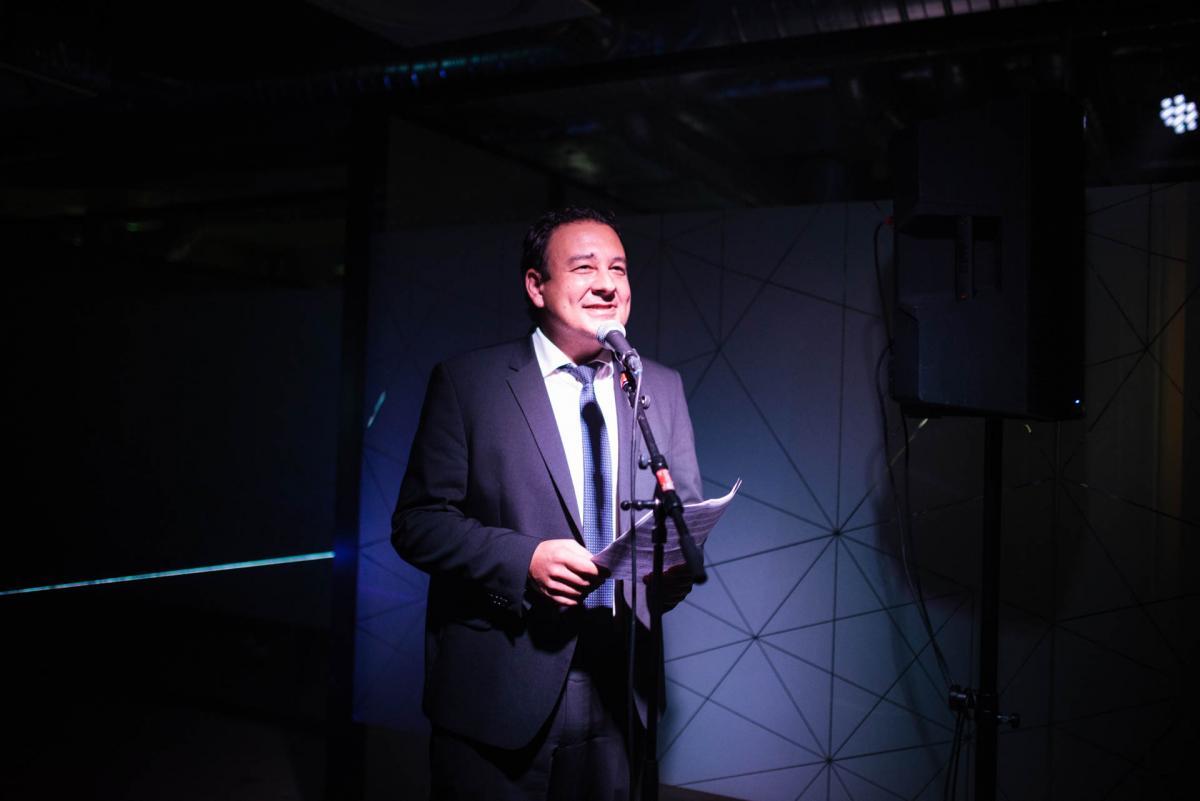 Jean-Nathanael Karakash inauguration Microcity