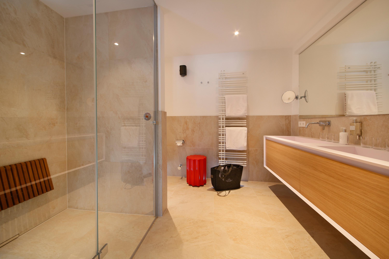 Private Spa Dampfduschen in den Apartments