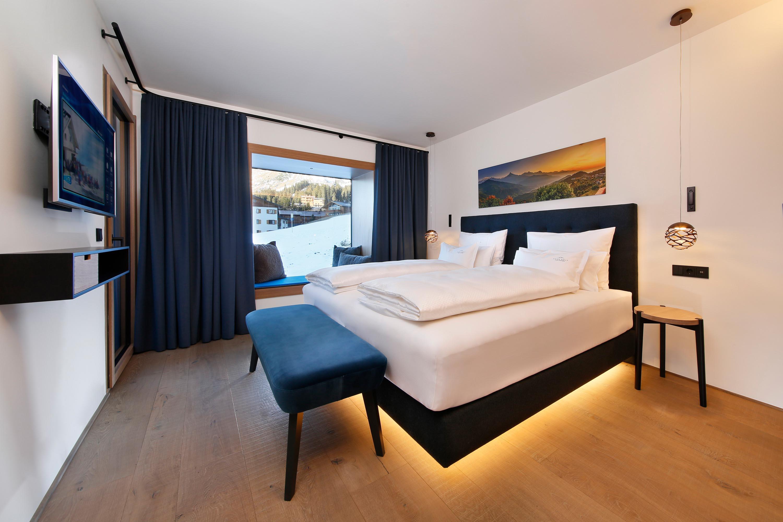 Apartment-Schlafzimmer