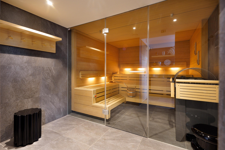 Sauna und Common Spa