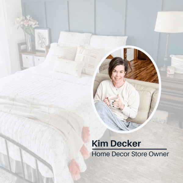 Advice from the Experts: Kim Decker
