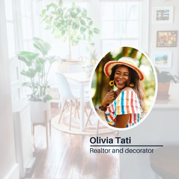 Advice from the Experts: Olivia Tati