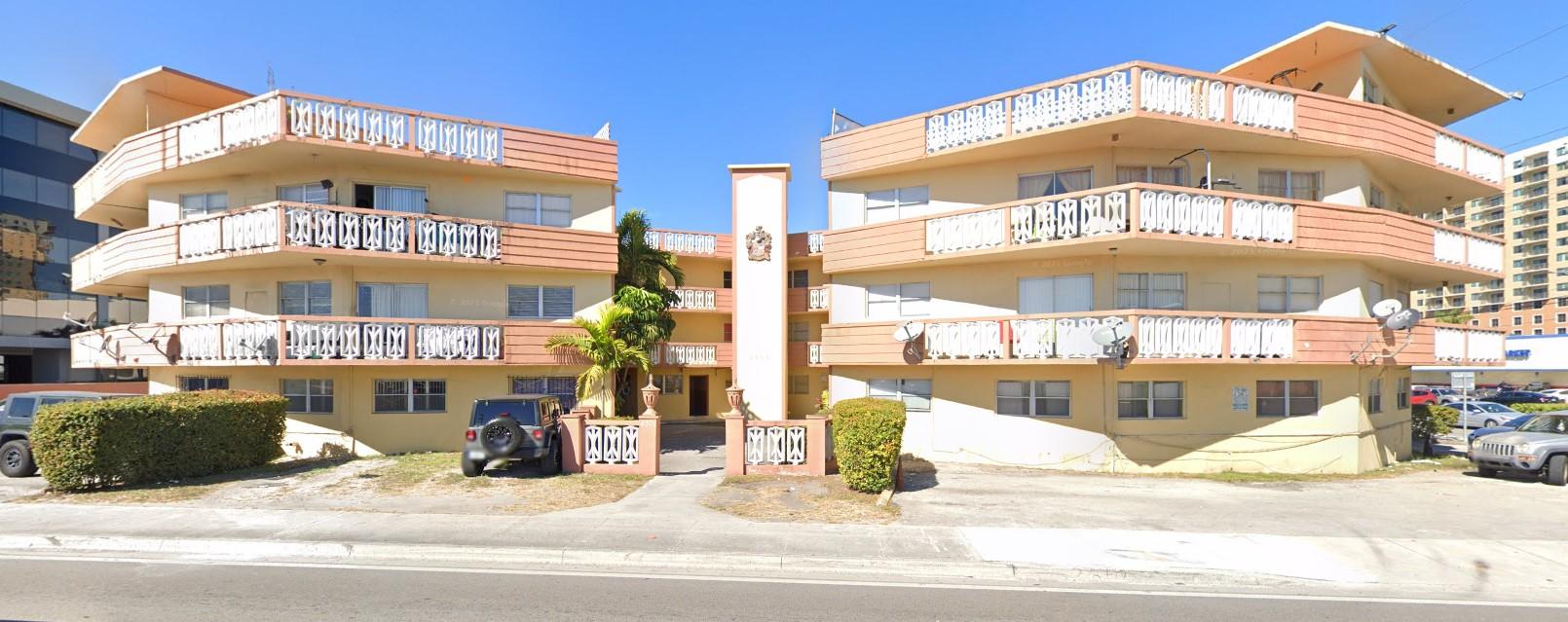 Coronia Apartments