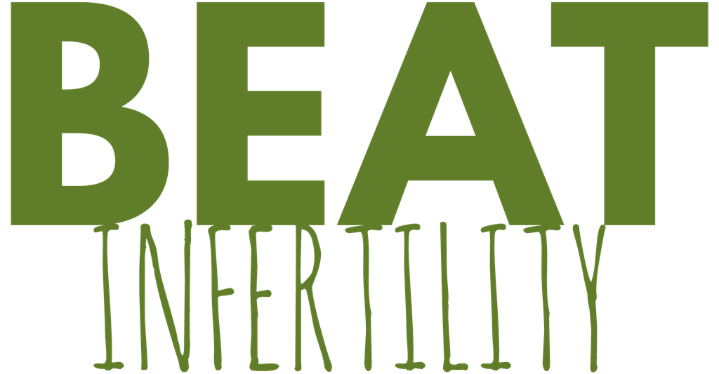 Beat Infertility Podcast logo