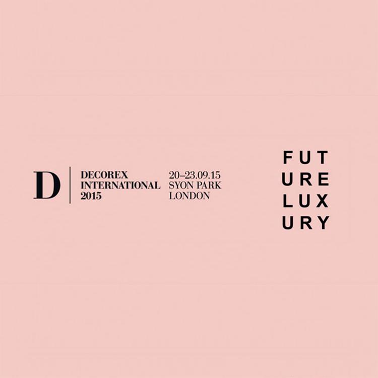 DECOREX INTERNATIONAL 2015 AT SYON PARK