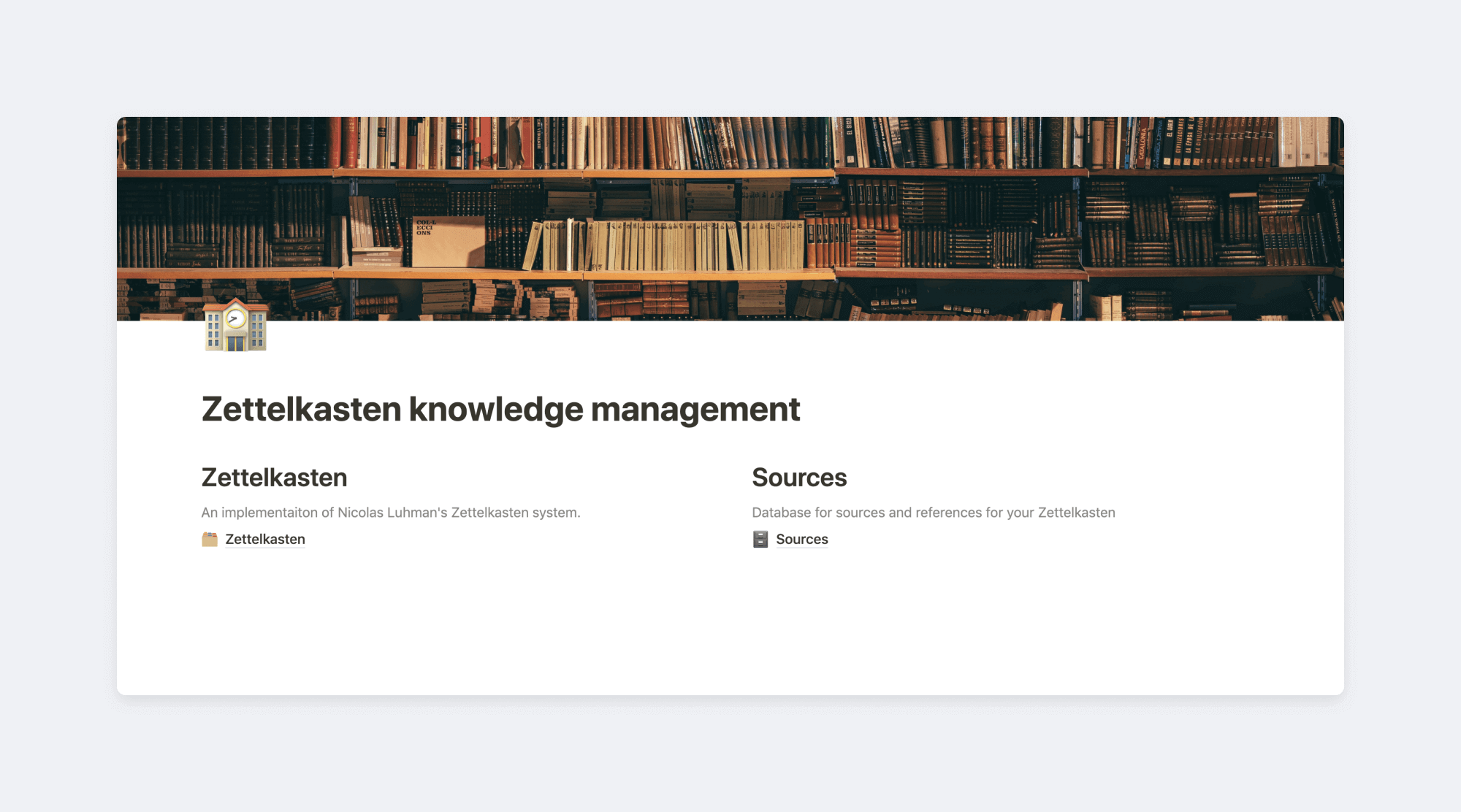 Zettelkasten knowledge management
