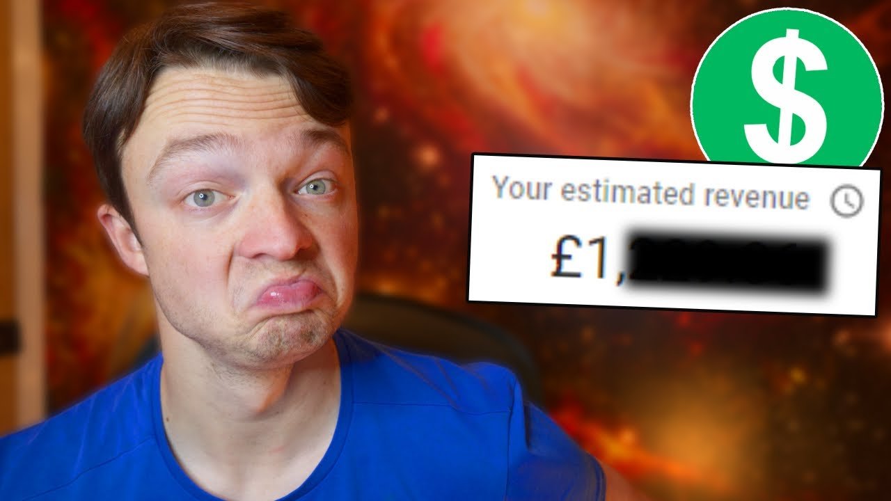 How Much Do Small Youtubers Make A Month