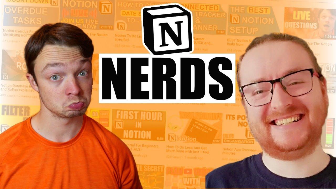 The Notion Nerd story