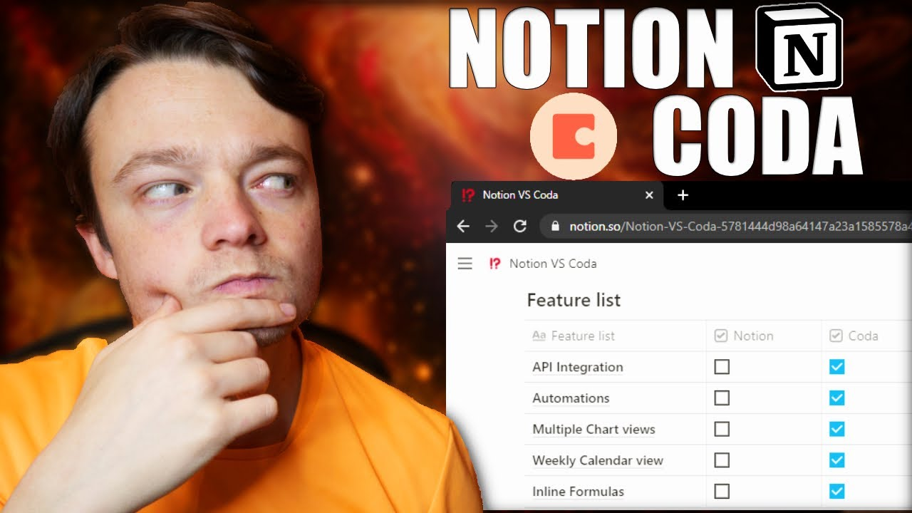 Notion Is Falling Behind Coda but does it matter?