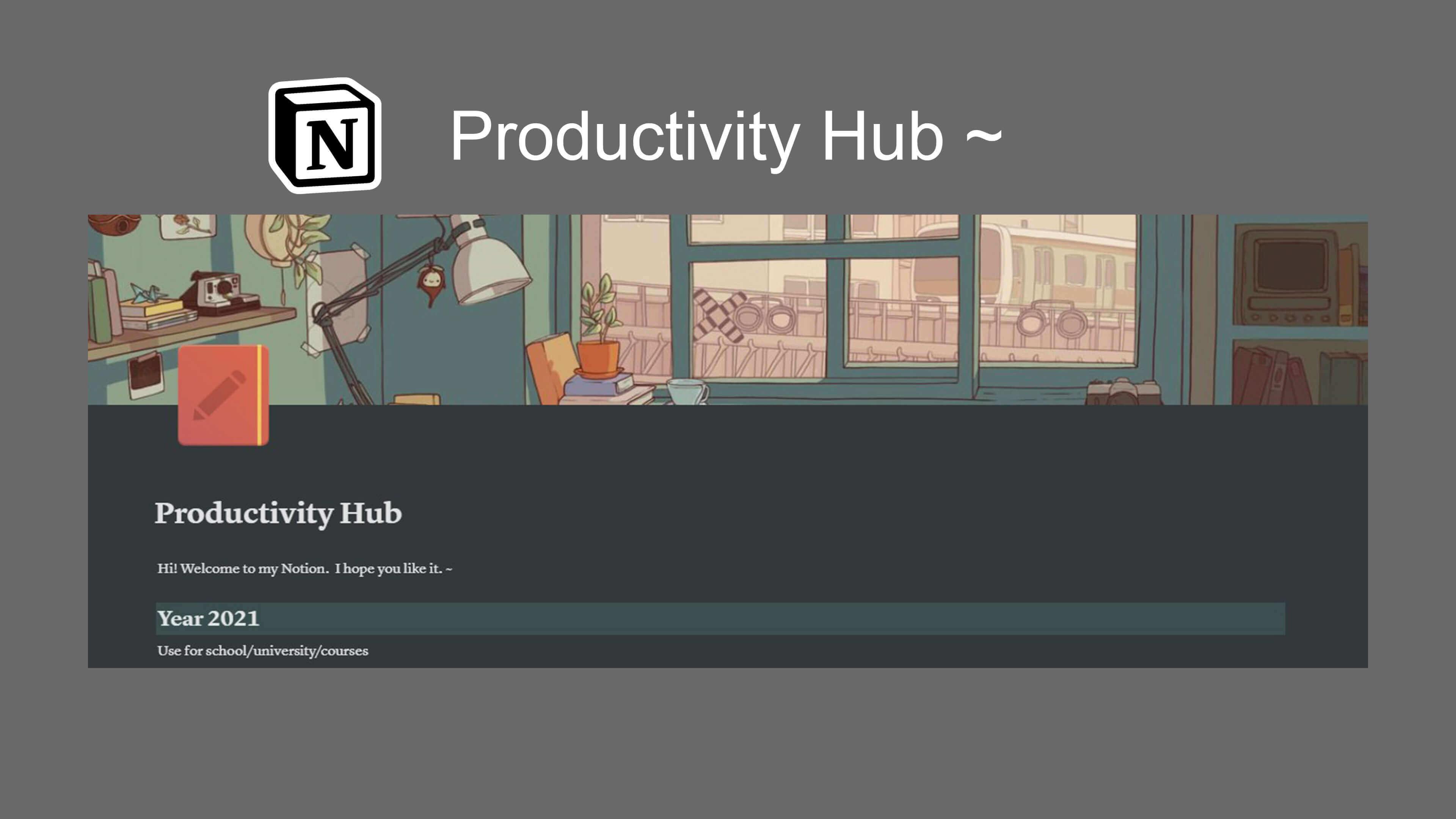 Productivity Hub