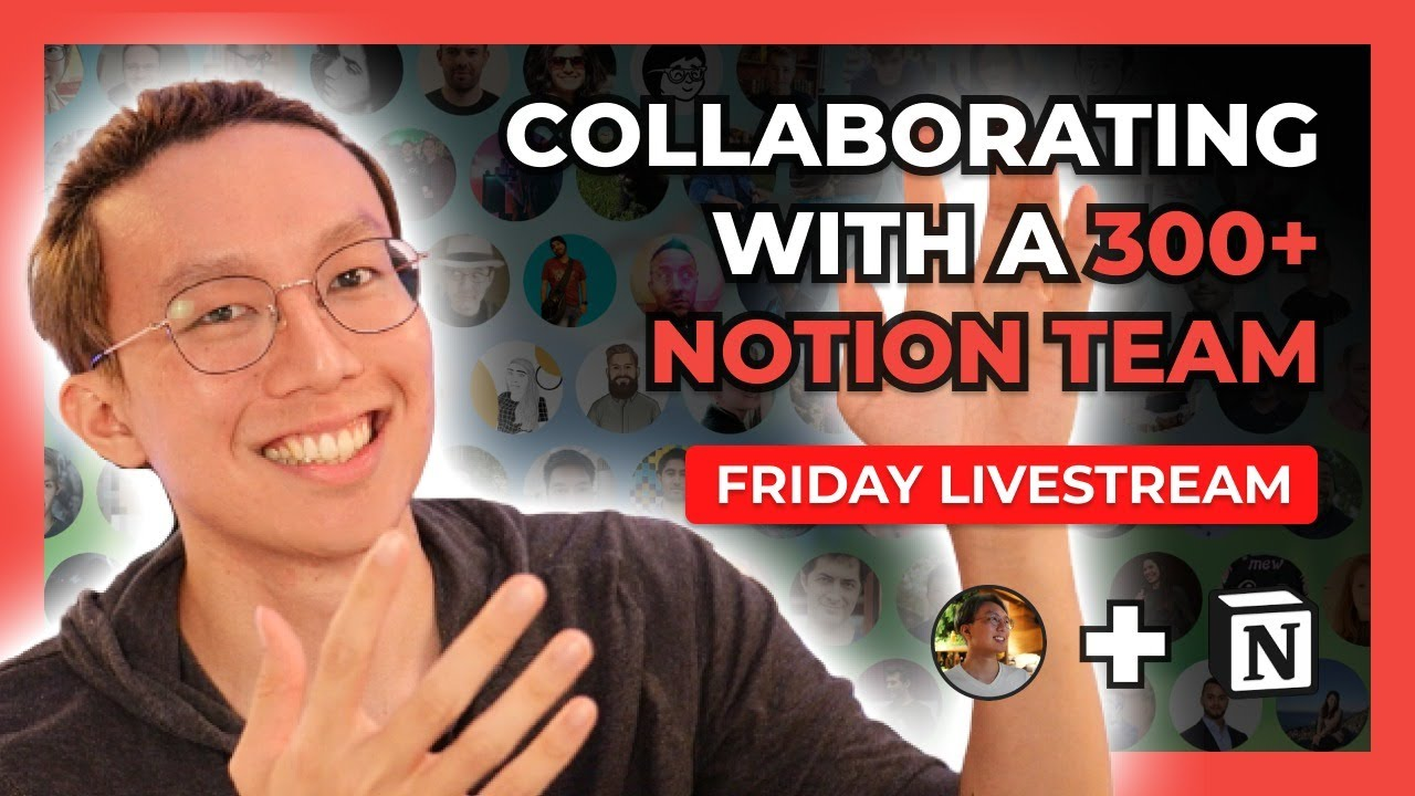 How to unlock amazing team collaboration in Notion