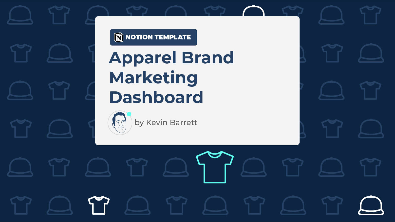 Apparel Brand Marketing Dashboard