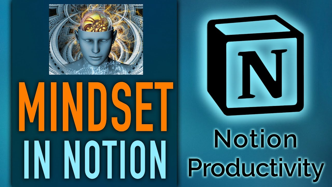 Mindset In Notion – PPV Life Operating System