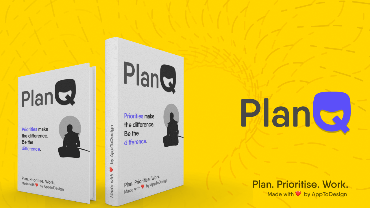 PlanQ - Plan. Prioritise. Work.