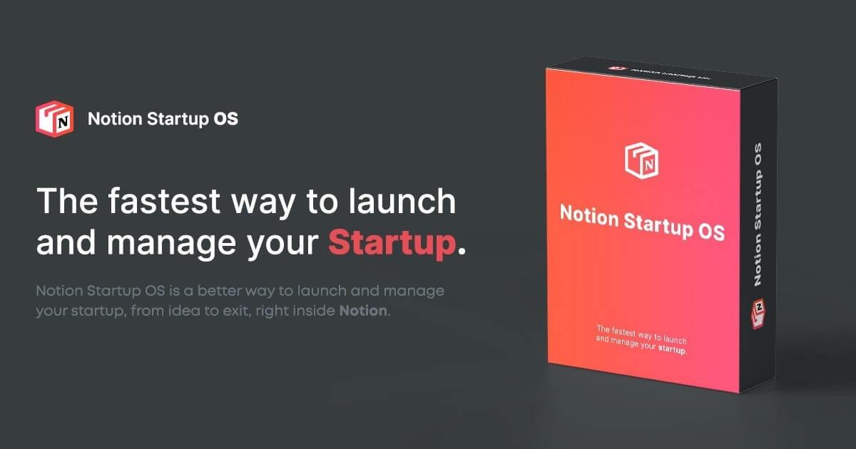 Notion Startup OS